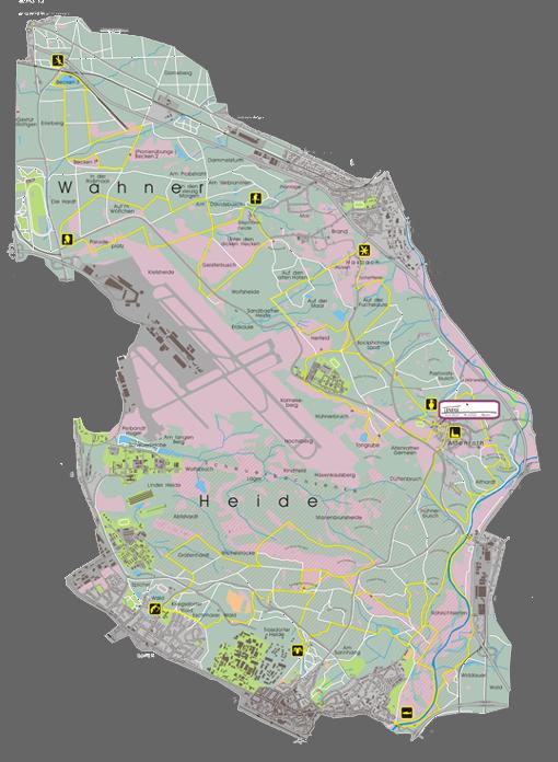 Wahner Heide Wanderwege Durch Das Artenreichste Naturschutzgebiet In Nrw